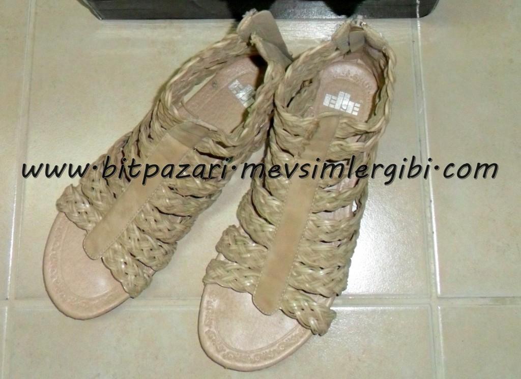 ikinci el temiz elle sandalet