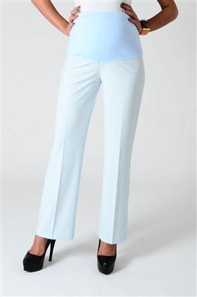 buz mavisi kumaş pantolon gör-sin