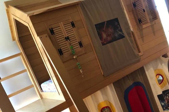 Mimar tasarımlı ev yatak, ŞATO EV