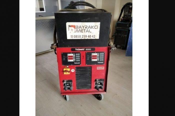 stud çivi kaynak makinesi kesinlikle sağlam ve sorunsuz Nedwelt N6000
