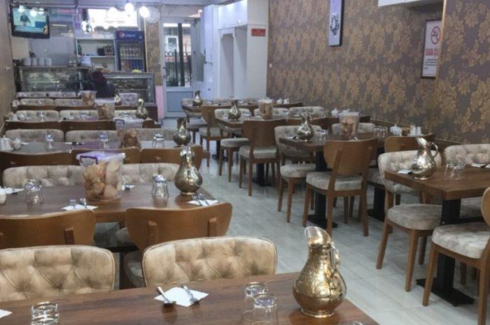 2.el lokanta masa sandalye cafeler içinde uygun