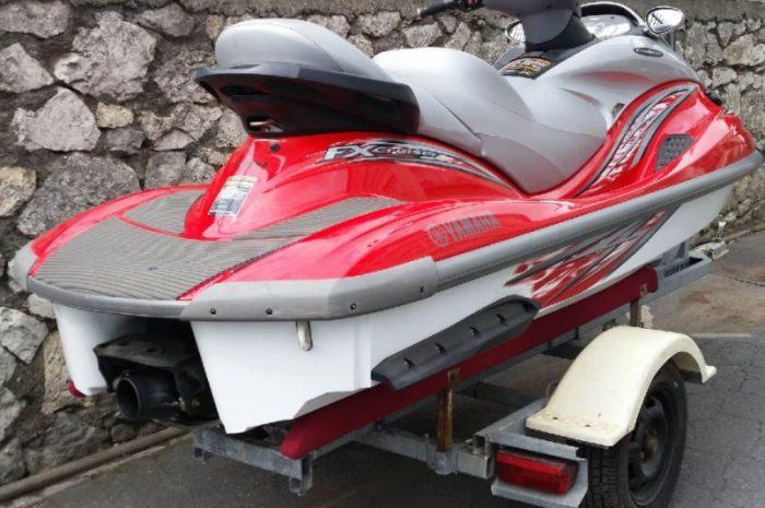 ikinci el yamaha jet ski fx cruiser