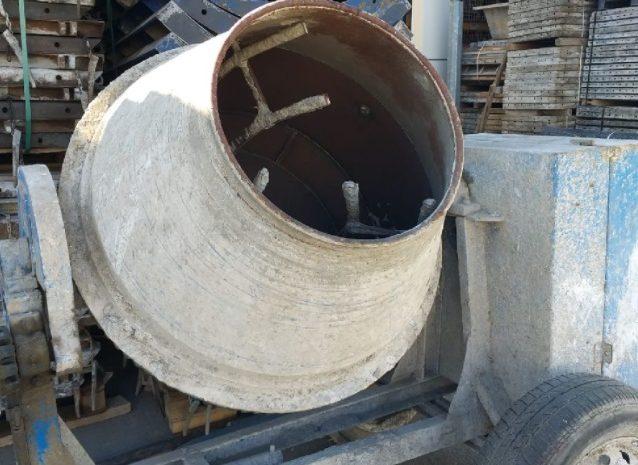 ikinci el betoniyer harç makinesi